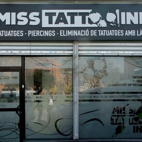 Miss Tattoo Ink Martorell